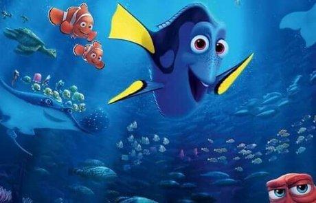 """""""מוצאים את דורי"""" – אוקיאנוס רדוד"""