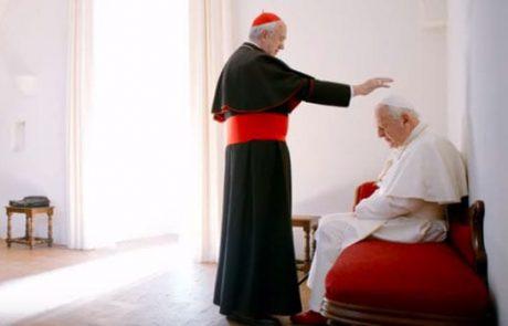 """""""האפיפיורים"""" – טנגו עם פאפא, 8 בסולם אורשר  . גידי אורשר"""