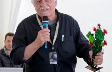כתרי שחורי – האביר הראשון של הקולנוע הישראלי