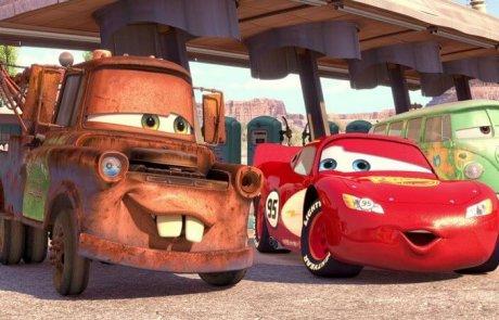 """""""מכוניות 3"""" – לנכד ולסבא"""