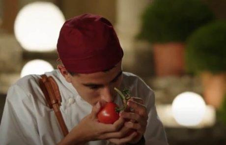 """""""טעימה מהחיים"""" – איטליה בטעם עגבניה, 7 פלוס בסולם אורשר  . גידי אורשר"""