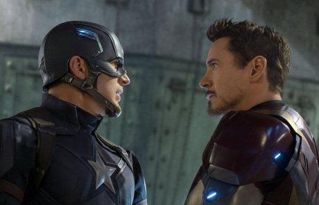 """""""קפטן אמריקה: מלחמת האזרחים"""" – פגישת מחזור"""