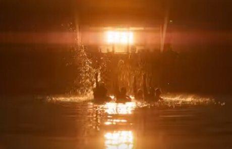 """""""לשחות או לא להיות"""" –  נחמה למאותגרי החיים, 8 בסולם אורשר .  גידי אורשר"""
