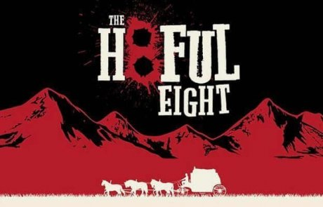 טרנטינו חדש – The Hateful Eight – בסתיו על המסך