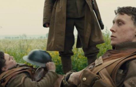 """""""1917"""" – על הצילום לבדו, 8 בסולם אורשר   . גידי אורשר"""